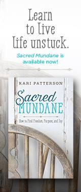 Sacred Mundane Sidebar
