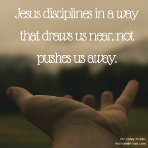 Discipline Kimberley Mulder