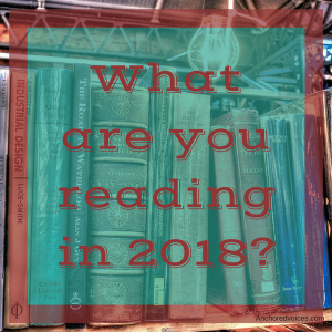 What are you reading in 2018_