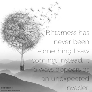 Bitterness Holly Hawes