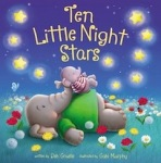 Ten Little Night Stars Size small for mail signature